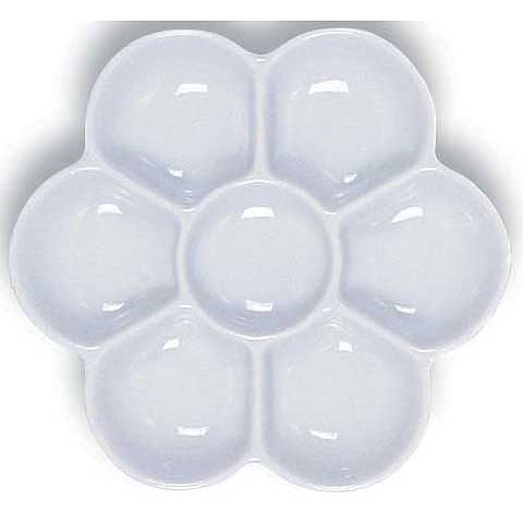 Porcelain Watercolour Sectional Dish