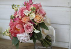 wedding bouquet - pittsburgh event florist