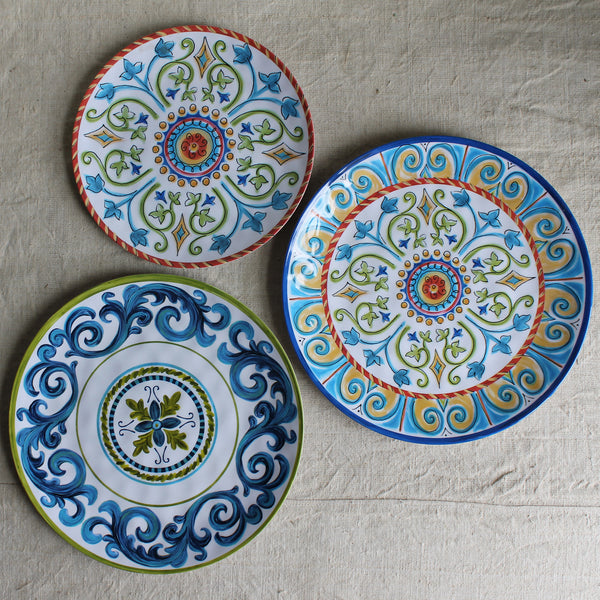 melamine summer plates from cuttings in sewickley