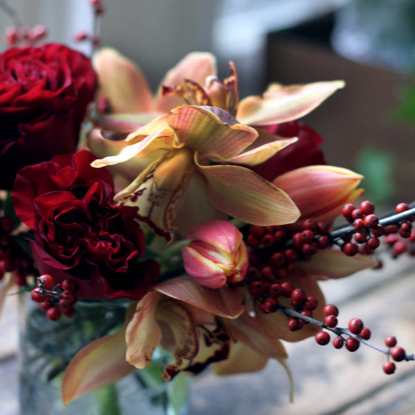 holiday flowers delivered by sewickley florist