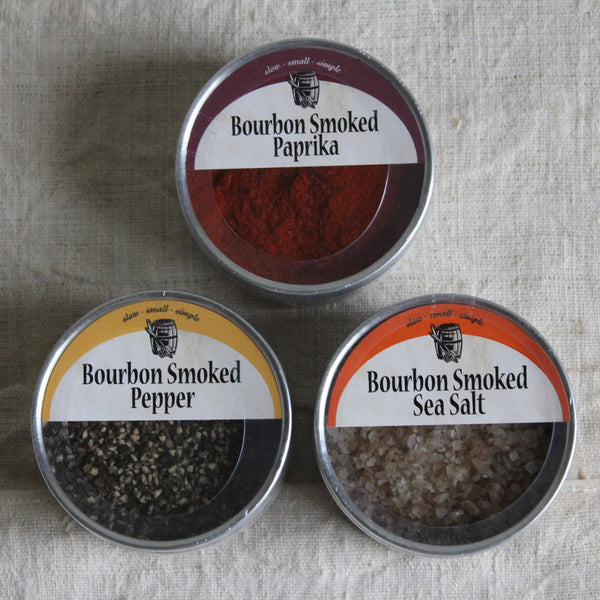 bourbon smoked spices from cuttings' pantry collection in sewickley, pa