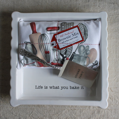 brownie baker gift