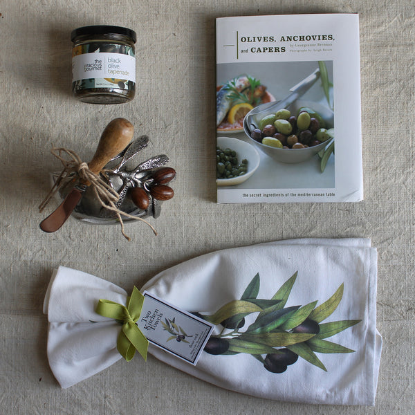 olive tapenade gift from cuttings' home collection in sewickley & pittsburgh