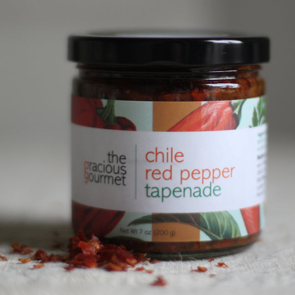 chile red pepper tapenade