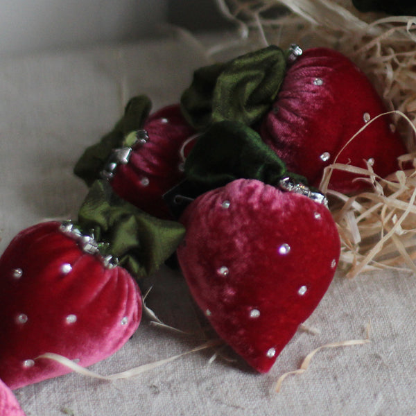 velvet strawberry from cuttings gift collection in sewickley