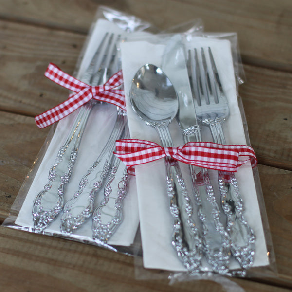 reusable plastic silverware