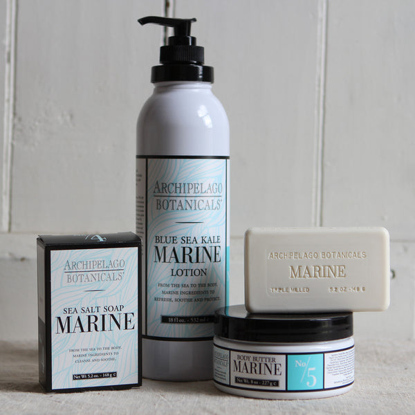 blue sea kale marine spa collection