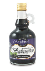 Blackberry Balsamic Vinegar by Modena Selection|Balsamique aux Mûres de Sélection Modena