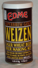 Superbrew Gold Lager Wheat Beer