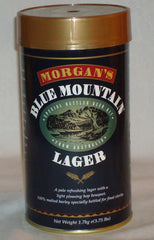 Blue Mountain Lager
