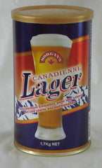 Canadian Blonde Lager