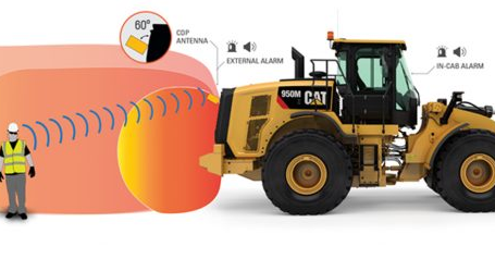 RFID for construction equipment
