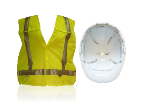 RFID for safety PPE