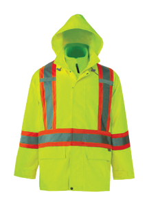 High Vis 3-in-1 Insulated Jacket