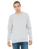 Light Grey Unisex Sweatshirt