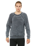 Grey Acid Wash Unisex Sweatshirt