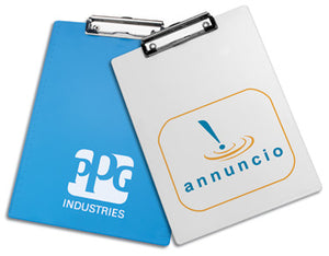 Letter Size Clipboard with metal clip 8102