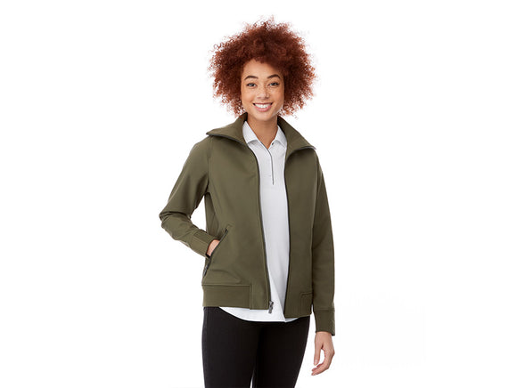 KENDRICK SOFTSHELL JACKET - Womens