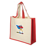 MIRANDELA LAMINATED COTTON TOTE E9061-C