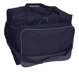 Large two toned cooler bag