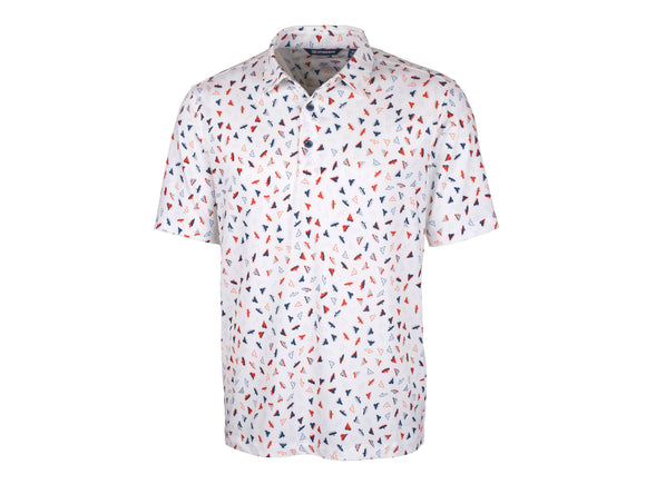 Men's Pike Polo Pandion Print