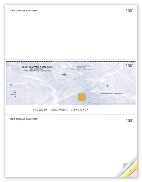 Basic Security Laser Cheque (WSS9039)