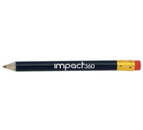 Wooden golf pencil 0112
