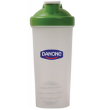 Blender Bottle Shaker Green Lid