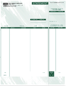 Simply Accounting Statement Forms - Laser/Inkjet W6552