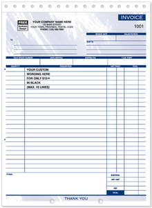 Lined Invoices With Shipping Details 106