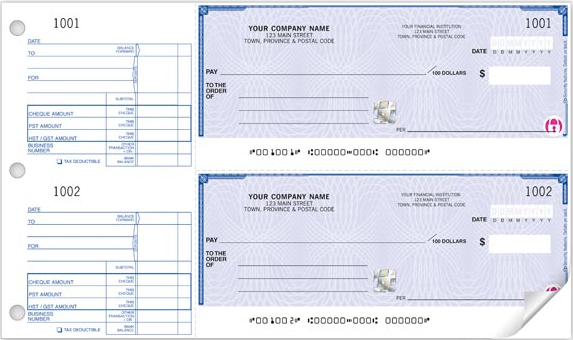 High Security General Expense Cheque HS440