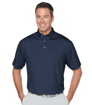 Mens' Callaway Navy Blue Polo