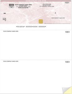 Security Laser Top Cheque (WSS9209)