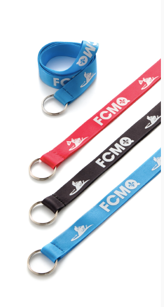 Deluxe Polyester Lanyards