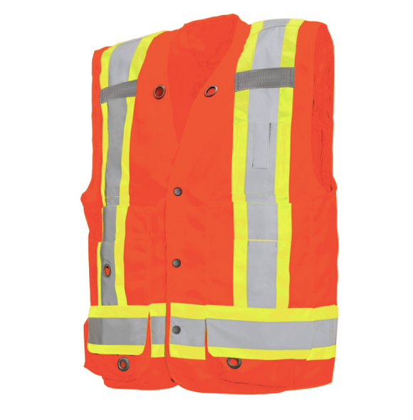 Deluxe Surveyor Vest With Seventeen Pockets 5867202C