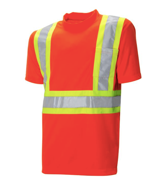 Short Sleeve Traffic T-shirt - 4