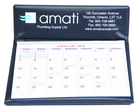 Upright Desk Calendar HY0115