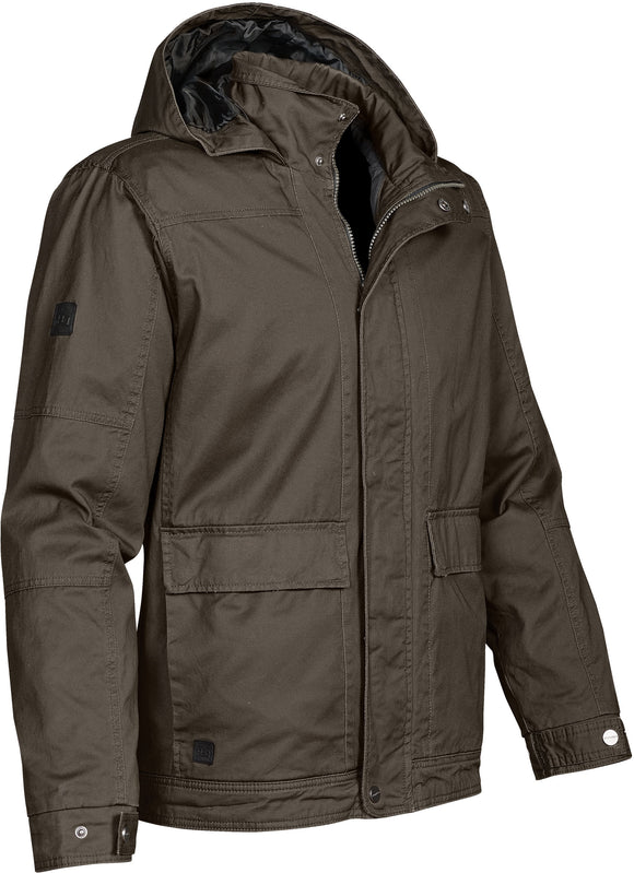 Clearance Men's Outback Waxed Twill Jacket - WCT-2