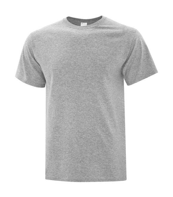 everyday cotton tee athletic heather