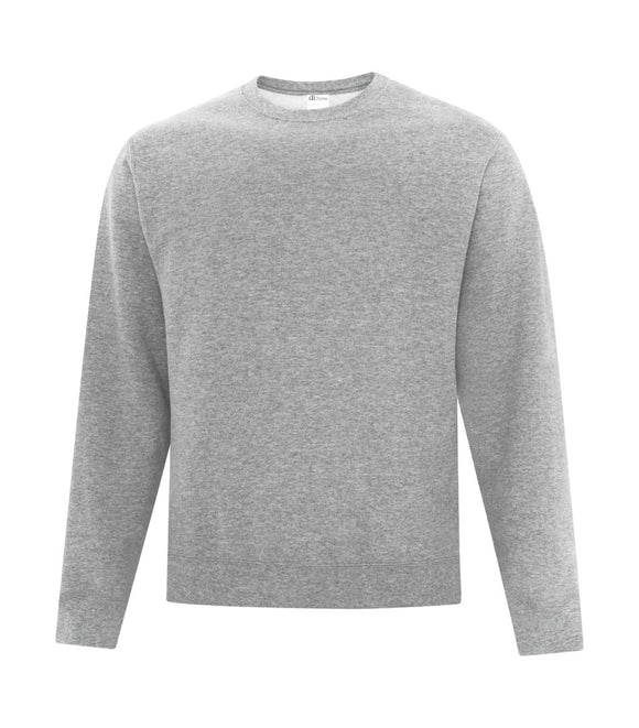 Light Grey Unisex Crewneck Sweatshirt