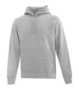 Fleece Hooded Sweatshirt Athletic Heather