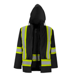 6-in-1 Winter Traffic Parka
