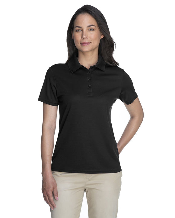 Black ladies polo