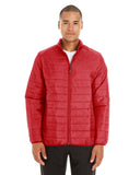 Core 365 Men's Prevail Packable Puffer Jacket CE700