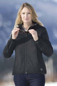 DRYFRAME® MICRO TECH FLEECE LINED LADIES' JACKET. DF7636L