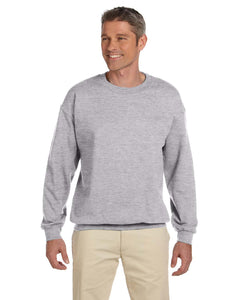 Gildan G180 Adult Heavy Blend™ 13.3 oz./lin. yd., 50/50 Fleece Crew