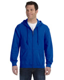 Gildan G186 Adult Heavy Blend™ 13.3 oz./lin. yd., 50/50 Full-Zip Hood