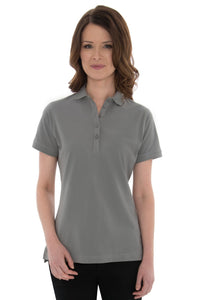 COAL HARBOUR® COTTON SELECT SOIL RELEASE LADIES' SPORT SHIRT. L4023