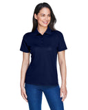 Ladies navy blue polo