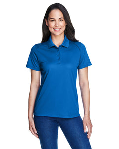 Ladies royal blue polo